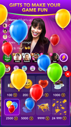 Live Play Bingo - Bingo with real live video hosts 1.0.3 6