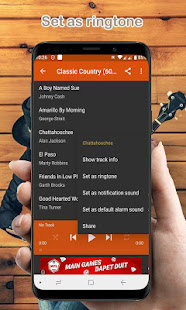 Best Country Songs Ever for PC-Windows 7,8,10 and Mac apk screenshot 4