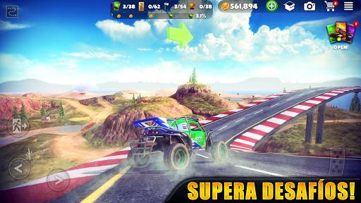Off The Road - OTR Open World Driving apk mod capturas de pantalla 2