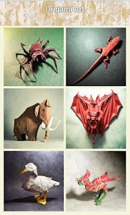 Origami Art - náhled