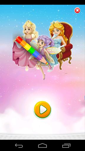 coloring Princess