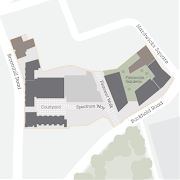 Site plan for Spectra Apartments