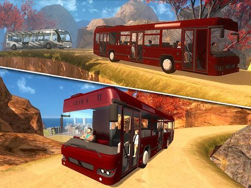 無料模拟Appのオフロード観光バスの運転手 HotApp4Game