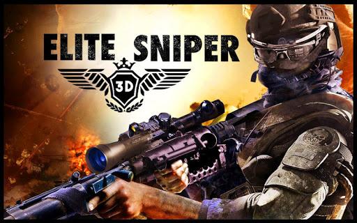 Elite Sniper 3d - commando combat fps shoot 3d  {cheat|hack|gameplay|apk mod|resources generator} 1