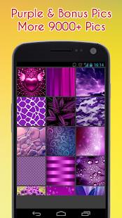 Purple tapety - náhled