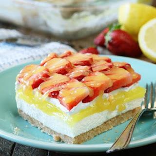 Strawberry Lemon Lush.