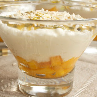 Mango And Passion Fruit Dessert Recipes
