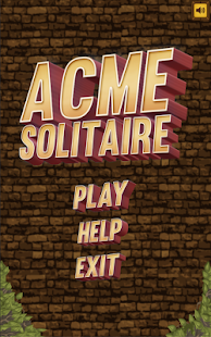 Acme solitaire - náhled