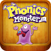 Phonics Monster 2nd