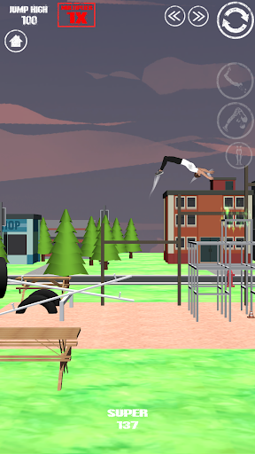 SWAGFLIP - Parkour Origins screenshots 18