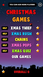 Christmas Games PRO - 5 in 1 Screenshot
