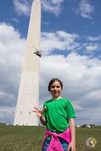Photo: Ratatouille au Washington Monument