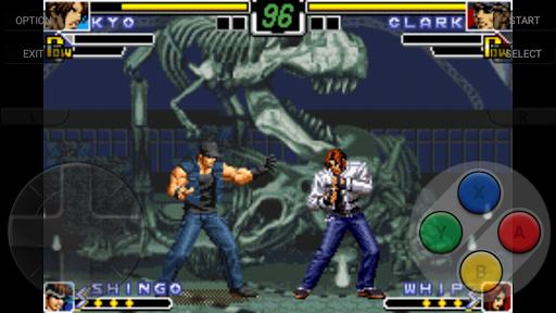 GBA Emulator - Arcade Games 1.2 screenshots 2