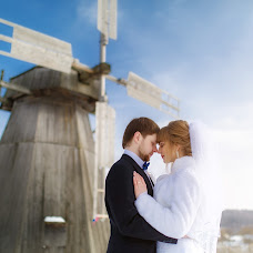 Wedding photographer Vladislav Tyutkov (TutkovV). Photo of 07.03.2017