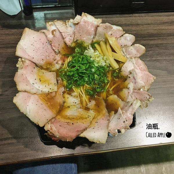 台北松山區|鷹流東京醬油拉麵 蘭丸RANMARU,絕對讓你吃到飽的佛心日本道地拉麵(附菜單)!