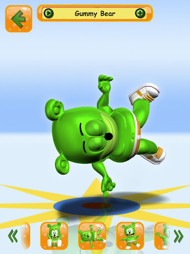 Talking Gummy Free Bear Games for kids 3.2.8.5 screenshots 12