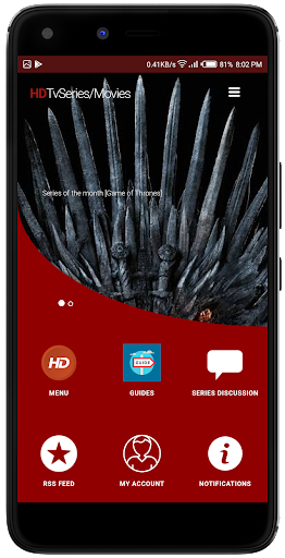 O2TvSeries & Movies Downloader HD screenshot 4