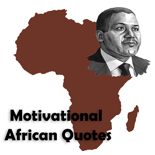 Motivational African Quotes Android APK Download Free By GreatWarrior Studio