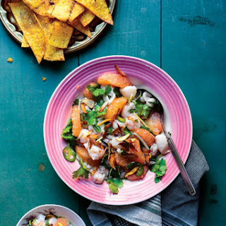 Grapefruit-and-Seafood Ceviche