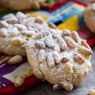 Lidia'S Italian Pignoli Cookies Recipe