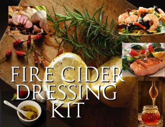 Fire Cider Dressing