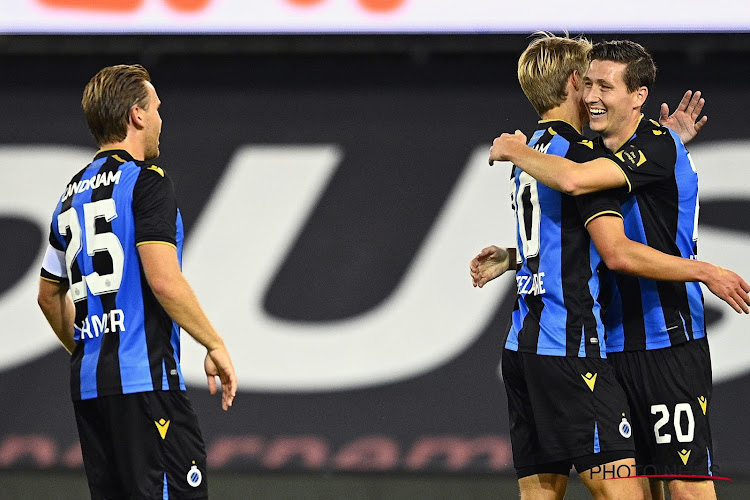 Transfernieuws Club Brugge