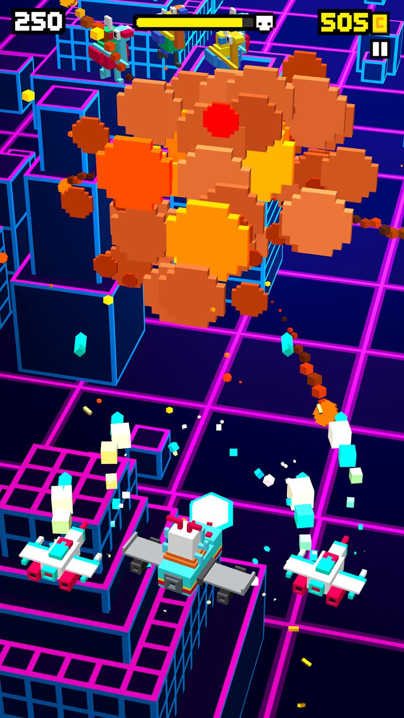 Shooty Skies - Arcade Flyer Screenshot 7