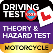 Motorcycle Theory Test & Hazard Perception Kit