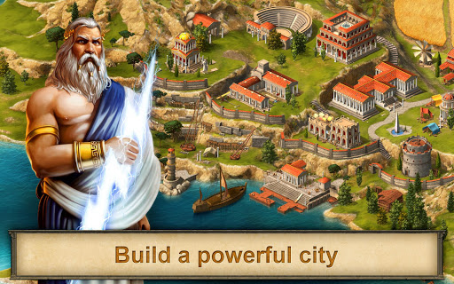 Grepolis - Divine Strategy MMO screenshot 01