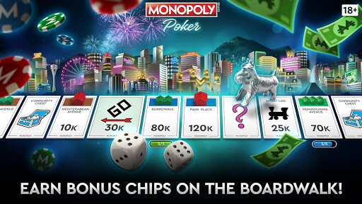 MONOPOLY Poker - The Official Texas Holdem Online Apk 2