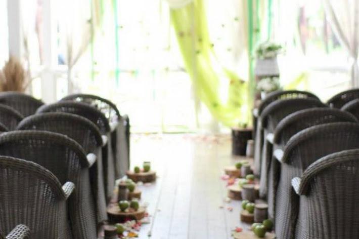 Фото №8 зала Летняя веранда «Клюква в сахаре»