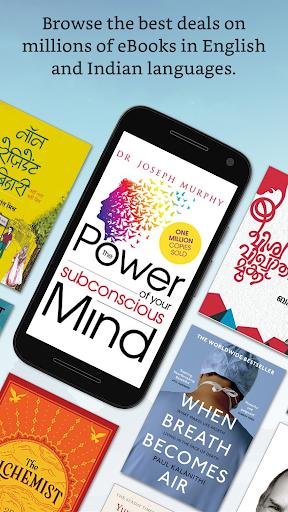 Amazon Kindle Lite u2013 2MB. Read millions of eBooks 1.5 screenshots 3