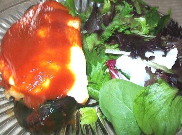 I'm So Stuffed….the Story Of A Poblano Pepper :-) Recipe