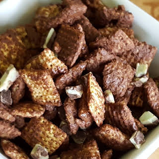 Chex Mix Candy Recipes.