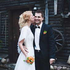Wedding photographer Evgeniya Kushnova (weddyNova). Photo of 18.10.2015