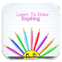 How to Draw - Easy Step APK icon