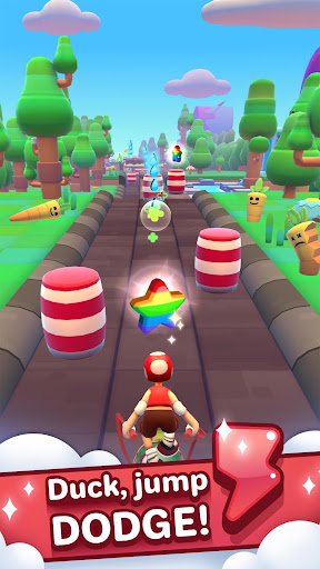 Danger Rainbow screenshot 1