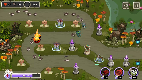 Game Tower Defense King APK for Windows Phone