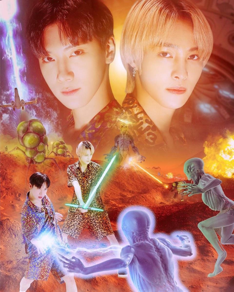 ten yangyang action movie shot