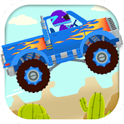 App Monster Truck Driver && Racing APK for Windows Phone