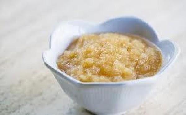 Fresh Applesauce Recipe