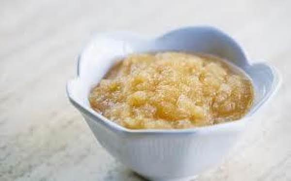 Fresh Applesauce Recipe