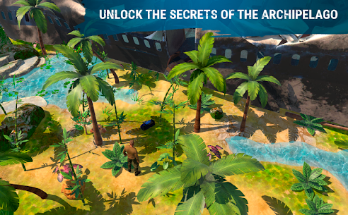 Steven Seagal's Archipelago Survival Mod Apk Download For Android and Iphone 3