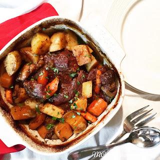 Onion Soup Pot Roast.