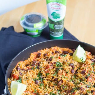 Spicy One-Pot Mexican Rice.