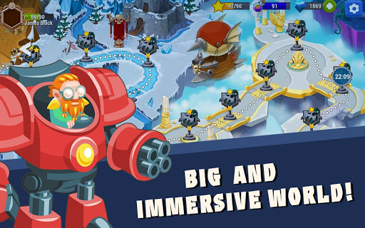 Age of Giants: Epic Tower Defense 1.1.25 screenshots 1