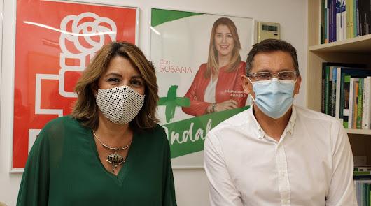 """""""25 muertos en un día en Almería y la Junta no hace nada"""", reprocha Teruel"""