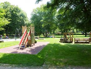 Photo: Mit angrenzendem schönem Park