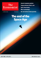 Photo: The Economist cover. July 2nd 2011