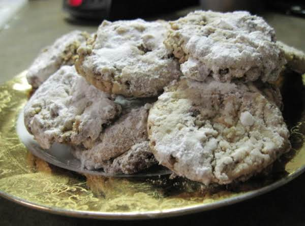Country Christmas Cookie's Recipe